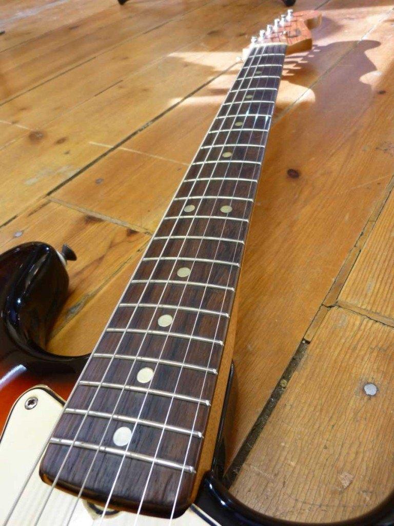 Fender Stratocaster L series